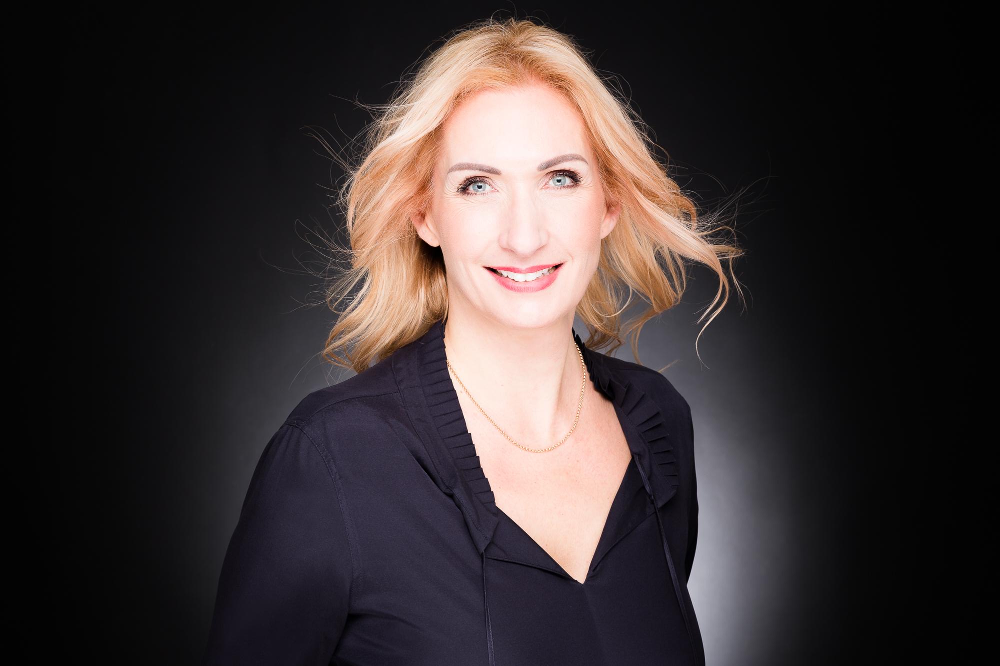 Jutta Jäckel - Betreiberin von Coiffeur Humanity