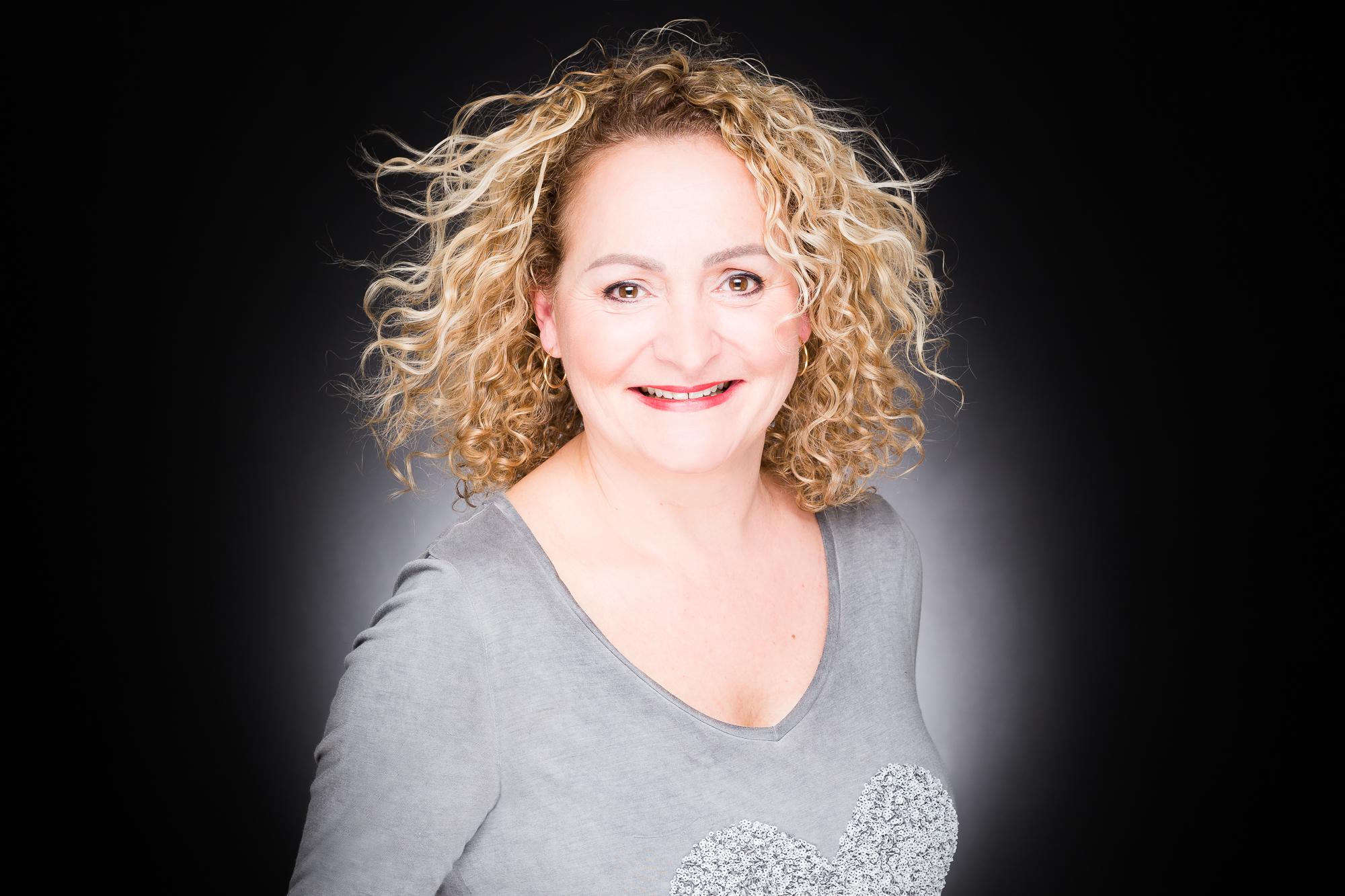 Lia Jordi - Betreiberin von Coiffeur Humanity